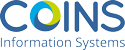 COINS Information Systems Logo